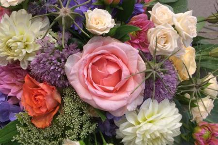 Angebot und Service Blumen Boutique Wingen Wiesbaden