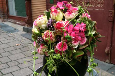 Hochzeitsfloristik Blumen Boutique Wingen Wiesbaden